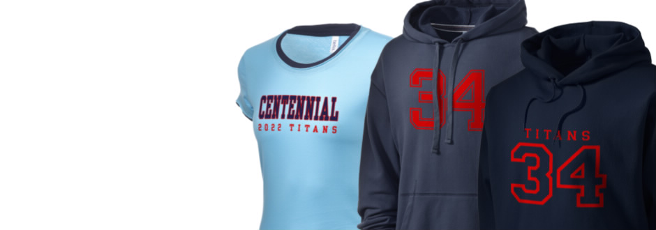 Centennial High School Titans Apparel