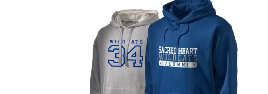 Sacred Heart School Wildcats Apparel