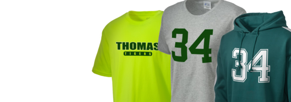 Thomas Elementary School Tigers Apparel