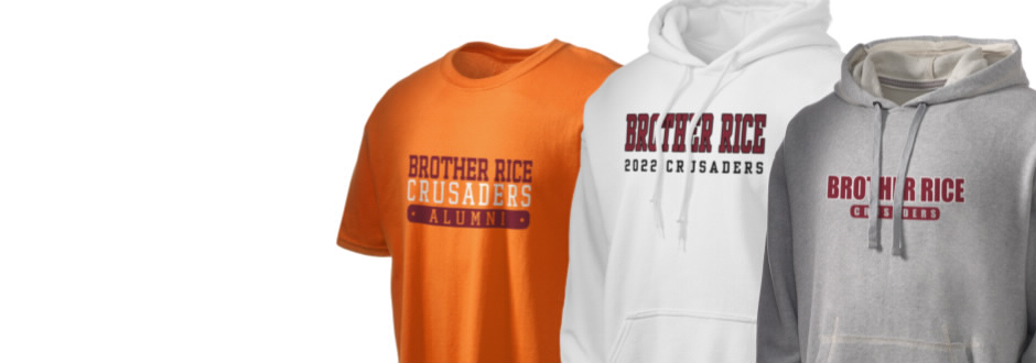 Brother Rice High School Crusaders Apparel
