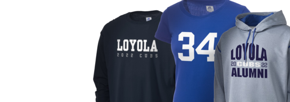 Loyola High School Of Los Angeles Cubs Apparel