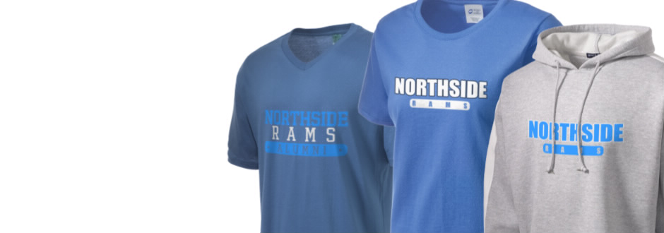 Northside High School Rams Apparel