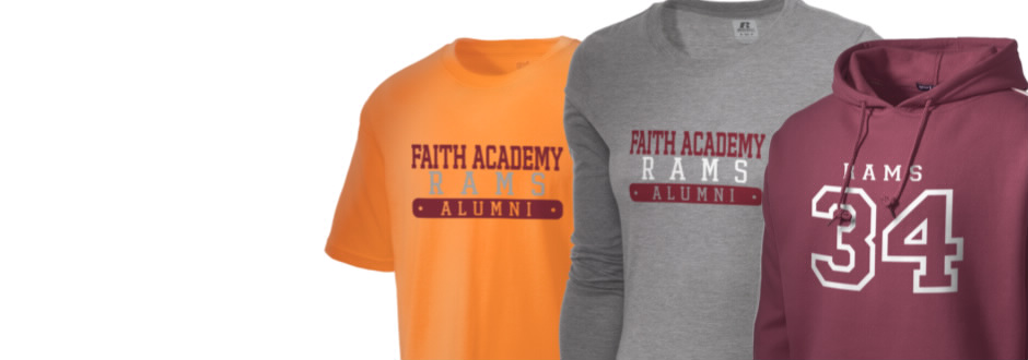 Faith Academy Rams Apparel