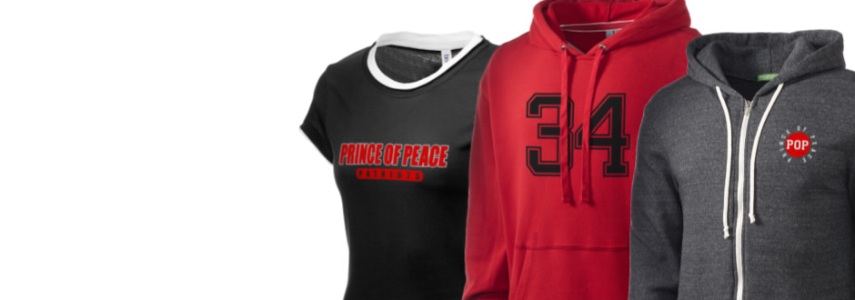 Prince Of Peace Lutheran School Patriots Apparel