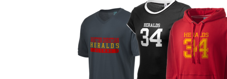 Whittier Christian High School Heralds Apparel