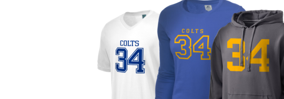 Flathead Valley Christian School Colts Apparel