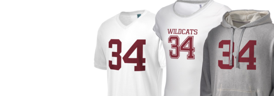 Madison 1 Middle School Wildcats Apparel