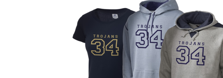 MOUNT UNION AREA jr.sr.HIGHSCHOOL TROJANS Apparel