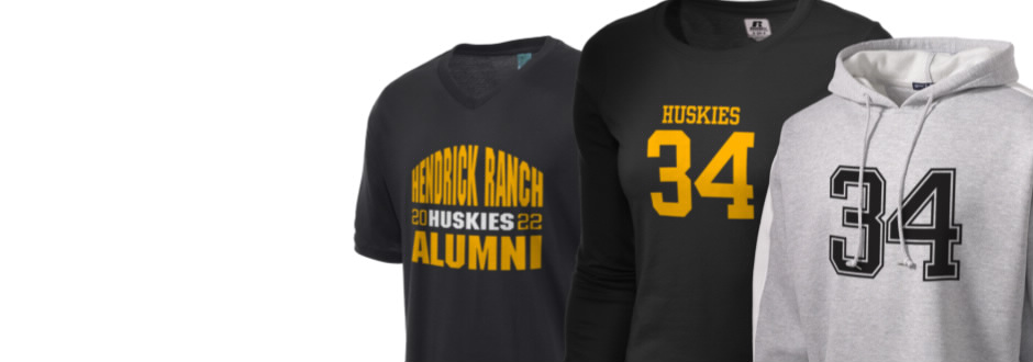 Hendrick Ranch School Huskies Apparel