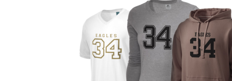 Oak Park High School Eagles Apparel