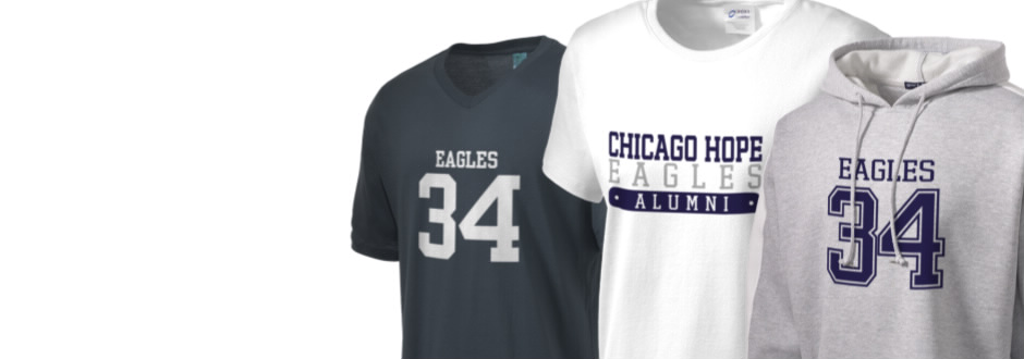 Chicago Hope Academy Eagles Apparel