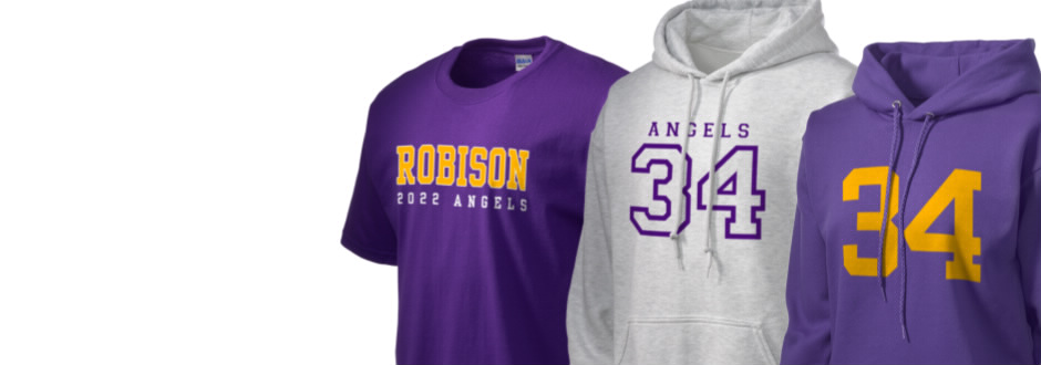 Robison Middle School Angels Apparel