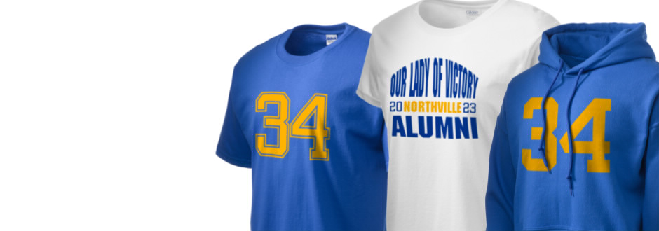 Our Lady of Victory Northville Apparel