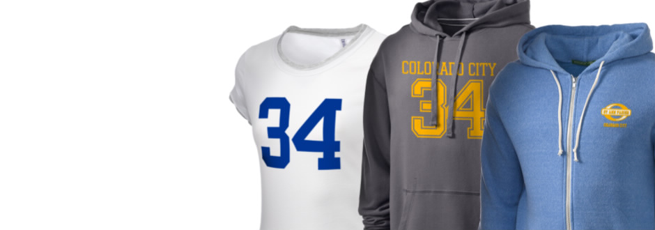 St Ann Parish Colorado City Apparel