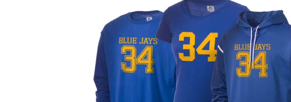 North Judson San Pierre Senior High Blue Jays Apparel