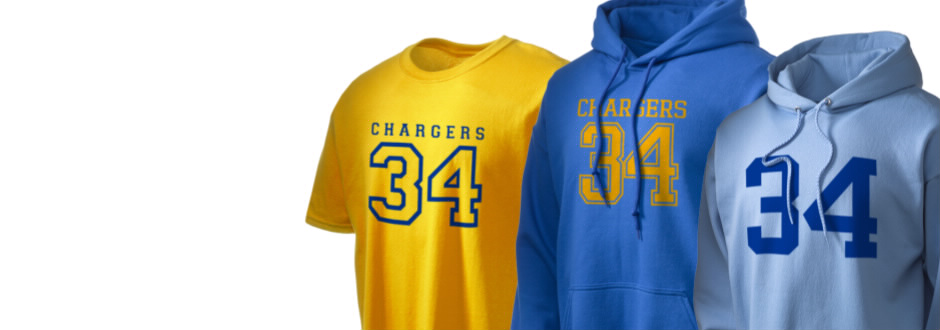 Laurens-Marathon Community School Chargers Apparel