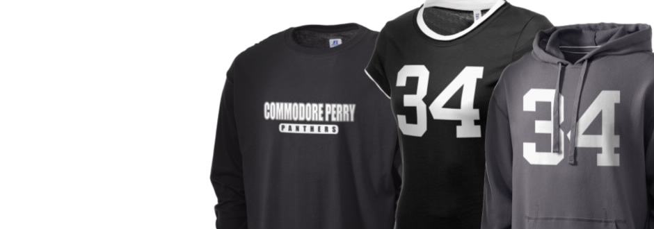 Commodore Perry High School Panthers Apparel
