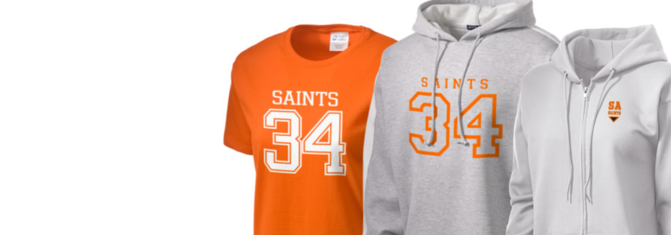 Saint Anthony Catholic School Saints Apparel