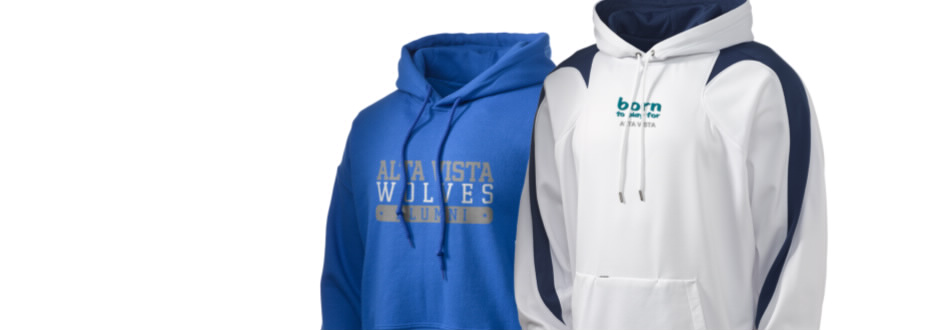 Alta Vista Elementary School Wolves Apparel