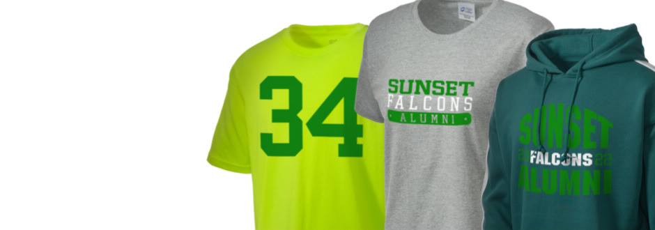 Sunset Elementary School Falcons Apparel