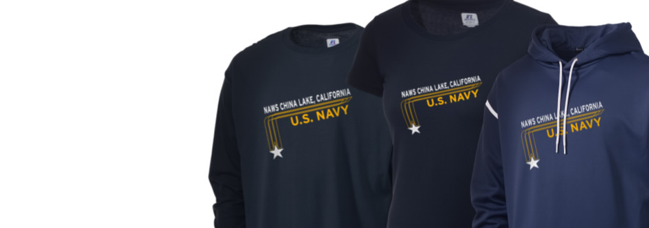 China Lake Naval Air Weapons Station Apparel