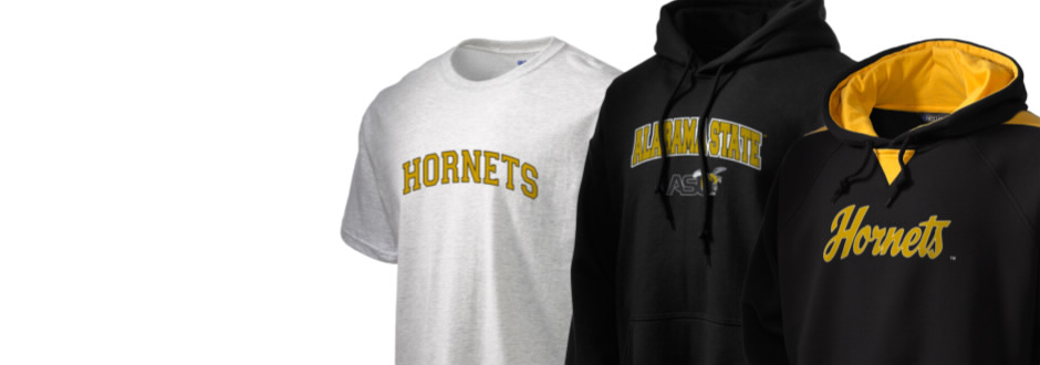 Alabama State University Hornets Apparel