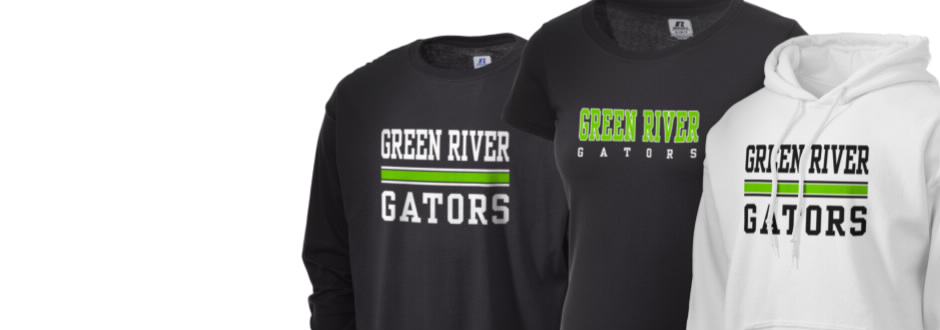 Green River Community College Gators Apparel