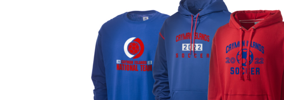 Cayman Islands Soccer Apparel