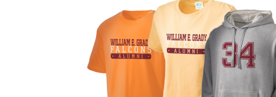 William Grady Vocational Technical High FALCONS Apparel