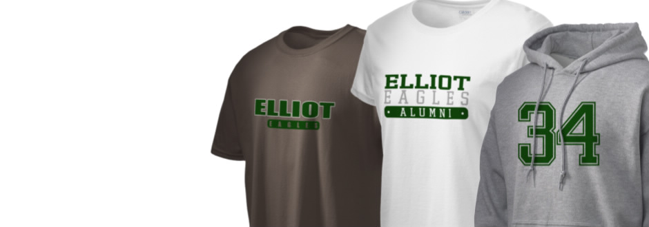 Jim Elliot Christian High School Eagles Apparel