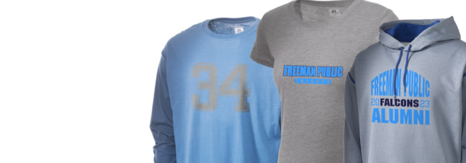 Freeman Public School Falcons Apparel