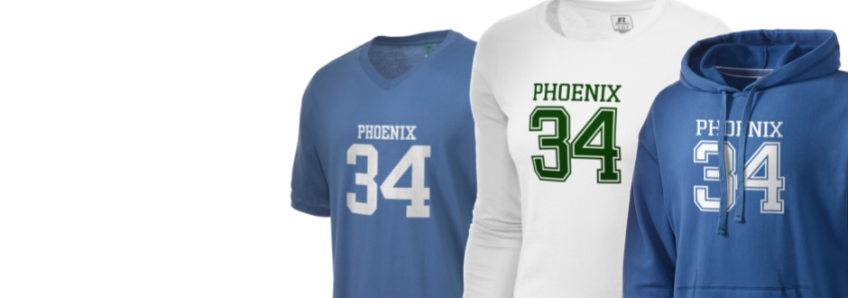 The Phoenix Ranch School Phoenix Apparel