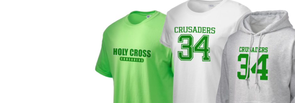 Holy Cross School Crusaders Apparel