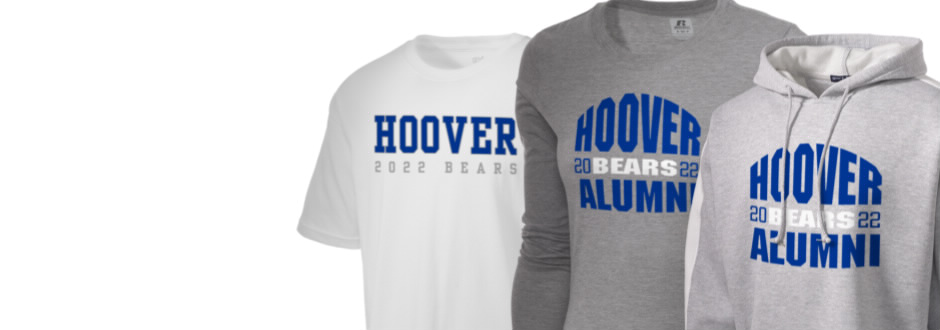 Hoover Elementary School Bears Apparel
