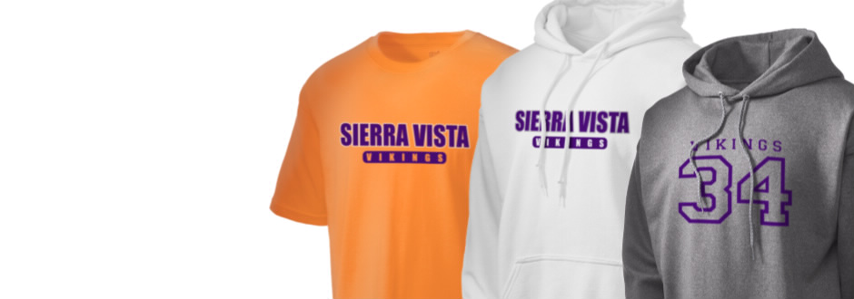 Sierra Vista Middle School Vikings Apparel