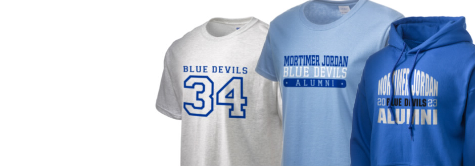 Mortimer Jordan High School Devils Apparel
