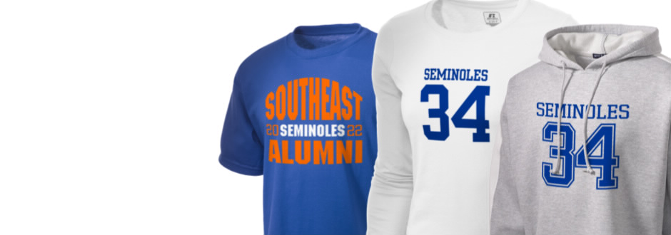 Southeast High School Seminoles Apparel