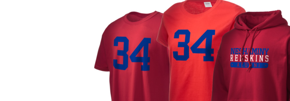 Neshaminy High School Redskins Apparel