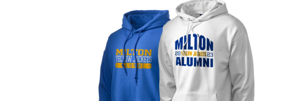 Milton High School Yellow Jackets Apparel