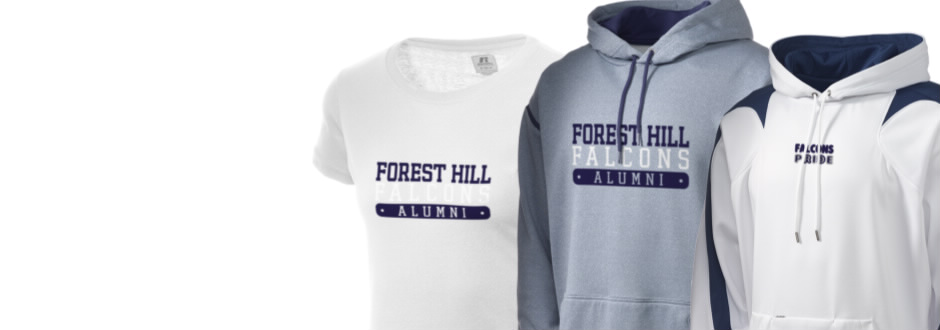 Forest Hill Elementary School Falcons Apparel