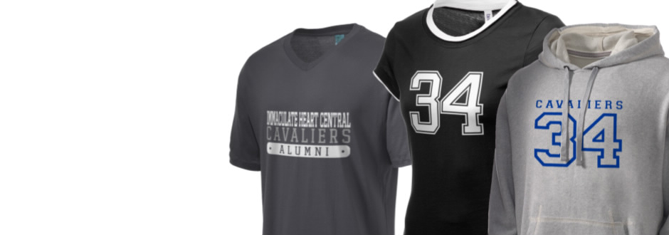 Immaculate Heart Central High School Cavaliers Apparel