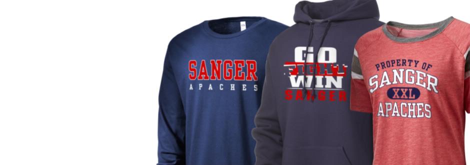 Sanger High School Apaches Apparel Store Sanger California Prep - Property of t shirt template
