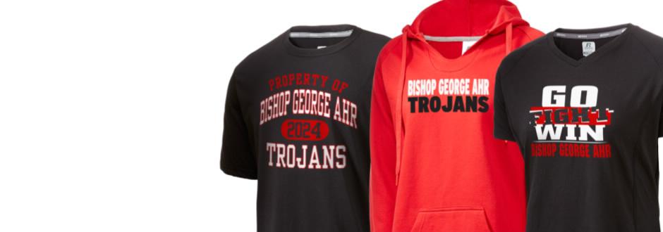 Bishop George Ahr High School Trojans Apparel Store Prep