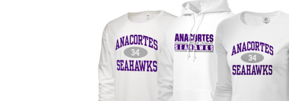 Anacortes high school seahawks apparel store prep sportswear for T shirts by design anacortes