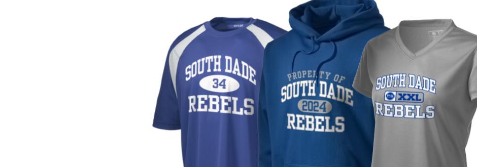 South Dade High School Alumni Rebels Apparel Store