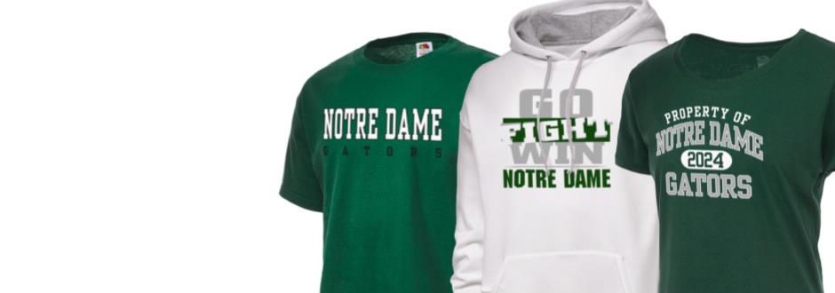 Notre Dame Academy Gators Apparel Store Prep Sportswear