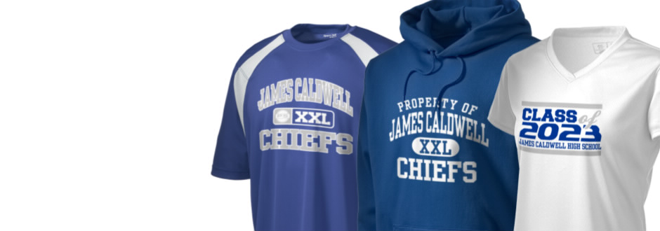 James Caldwell High School Chiefs Apparel Store Prep