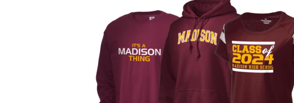 Madison High School Dodgers Apparel Store Prep Sportswear