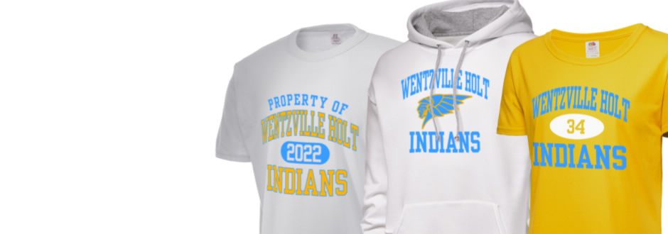 Wentzville Holt High School Indians Apparel Store | Prep ...
