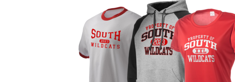 Westerville south high school wildcats apparel store for T shirt printing westerville ohio
